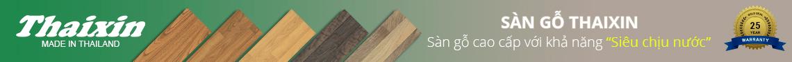 Sàn gỗ Thá