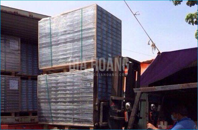 Kho gỗ công nghiệp tại sàn gỗ quận 7 - Hồ Chí Minh