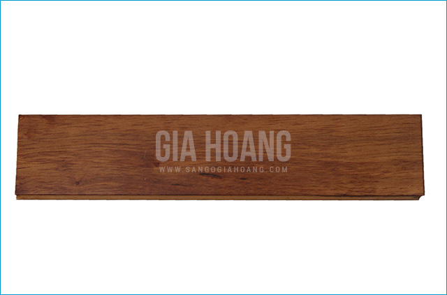 Sàn gỗ cao su màu ván sàn Cà Chít