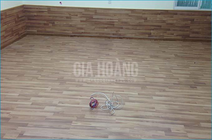 Sàn gỗ giá rẻ Malayfloor C227