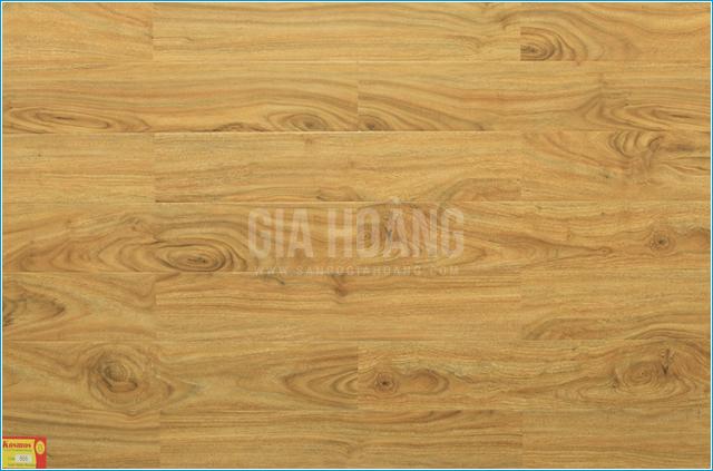 Sàn gỗ Kosmos 12 ly bản bóng 866 Gia Hoàng