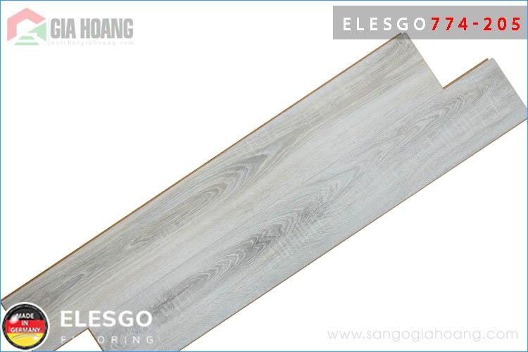 Mẫu sàn gỗ Đức ELESGO 774-205 bản 8mm