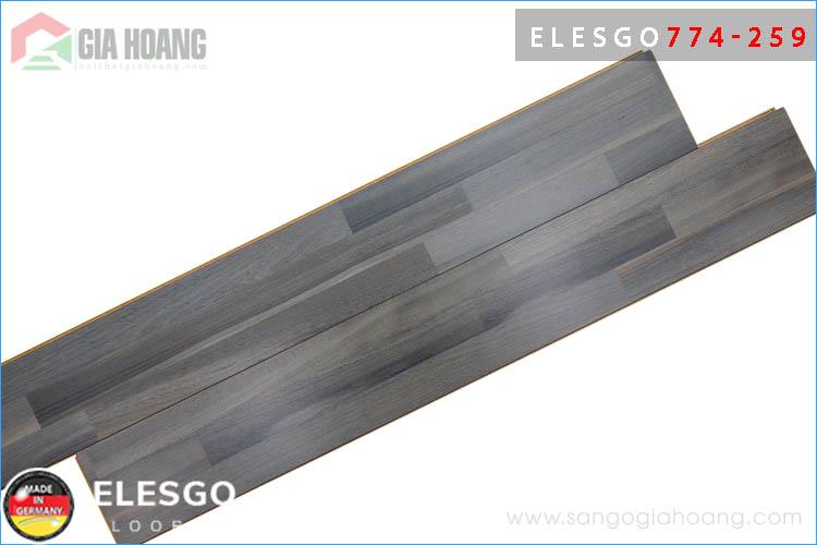 Mẫu sàn gỗ Đức ELESGO 774-259 bản 8mm