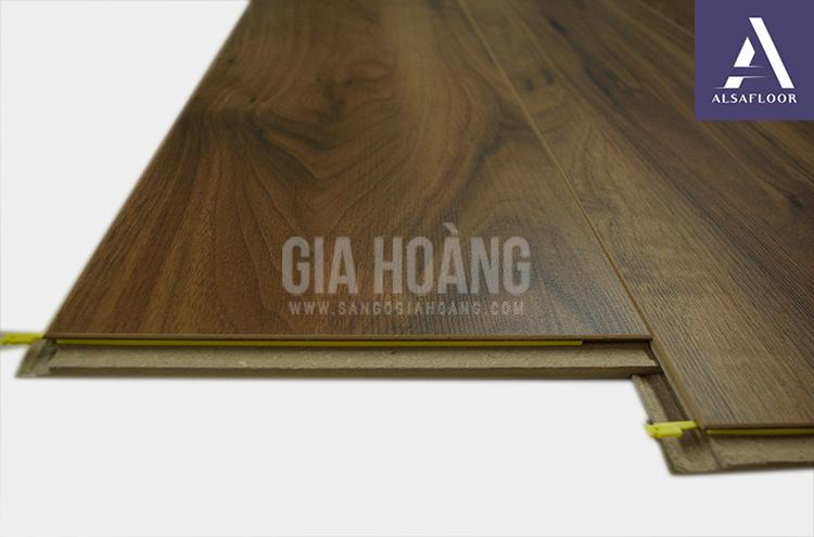 Sàn gỗ Pháp 12 mm bản lớn mẫu 620