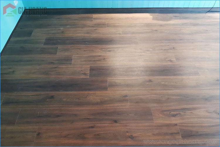Thi công sàn gỗ Egger chuyên nghiệp tại quận 7