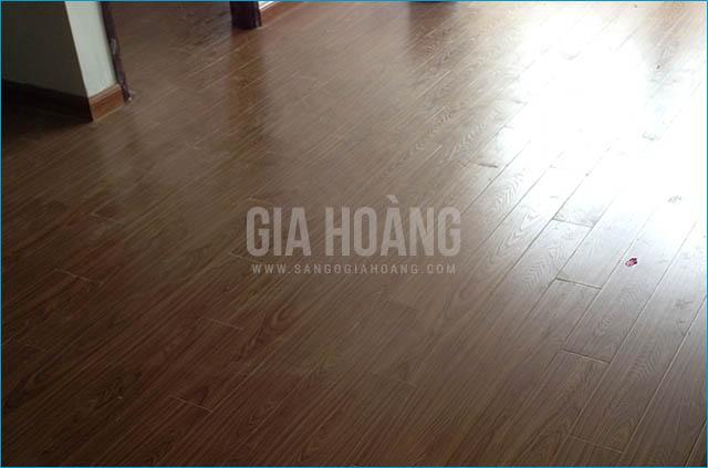 Ảnh công trình sàn gỗ Morser 6835