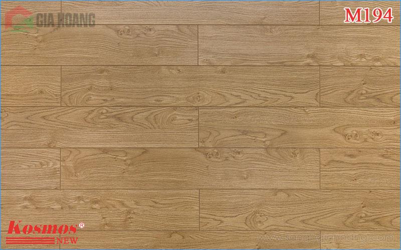 Mẫu sàn gỗ Kosmos New 8mm mới nhất 2020