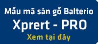 Sàn gỗ Bỉ Balterio Xprert Pro